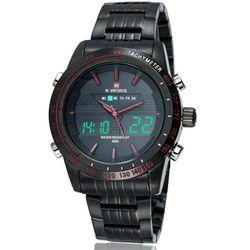Đồng hồ vừa kim vừa điện tử chất liệu 188 giá sỉ