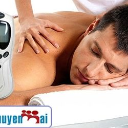 Máy massage trị liệu việt 4 miếng dán ms1059 giá sỉ