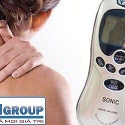 Máy massage xung điện 4 miếng dán flying sonic ms12615 giá sỉ