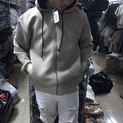 Áo khoác hoodie và áo khoác có dây kéo giá sỉ