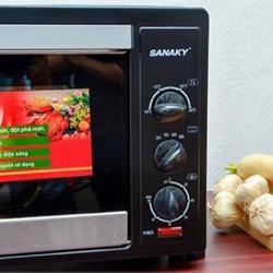 Lò nướng sanaky 309n dung tích 30 lit hàng hãng bh 1 năm lẻ 1100k - giá sỉ