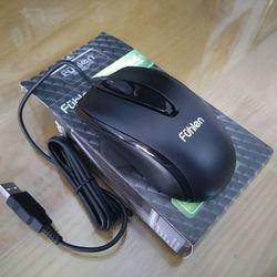 Chuột quang fuhlen l102 đen giá sỉ