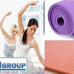 Thảm tập yoga chống trượt êm ái ms: 11309