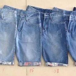 Short jeans nam cao cấp
