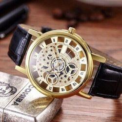 Đồng hồ da cơ đẹp mắt giá sỉ