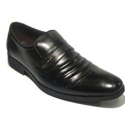 Giày tây nam lười màu đen fcs33