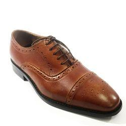 Giày da nam cao cấp buộc dây fcc2