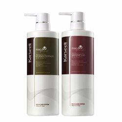 Cặp dầu gội karseell maca siêu mượt phục hồi tóc hư tổn ý 500ml giá sỉ