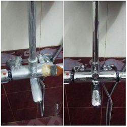 Kem chuyên dụng tẩy vách kính, thiết bị vệ sinh