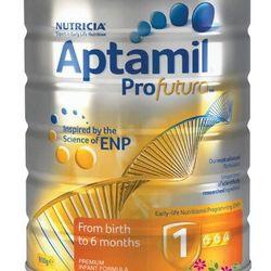 Aptamil profutura infant formula 0-6 months 900g - sữa bột cao cấp dành cho trẻ từ 0-6 tháng