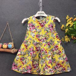 Váy thô hoa giá sỉ
