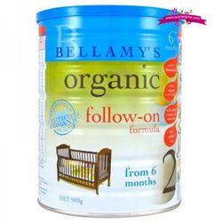 """Bellamy""""s organic số 2 900gr - sữa bột dành cho bé từ 6-12 tháng tuổi"""
