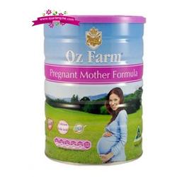 Oz farm pregnant mother formula 900gr - sữa bầu cao cấp của úc