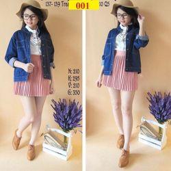 Áo khoác jean nữ--giá sỉ,giá tốt--b52