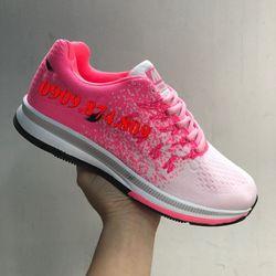 Giay thể thao hồng nữ