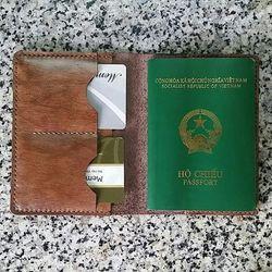 Ví da passport giá sỉ