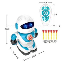 Robot nhảy fighting điều khiển từ xa 2853 giá sỉ
