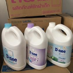 Nước giặt dnee 3 lít thái lan
