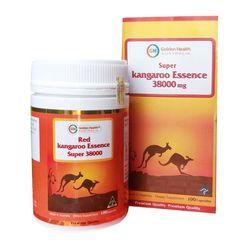 Tinh chất Kangaroo Golden Health 38000mg - 100caps