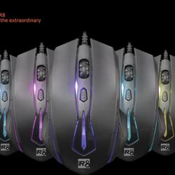 Chuột chính hãng R8 1636 chính hãng game USB