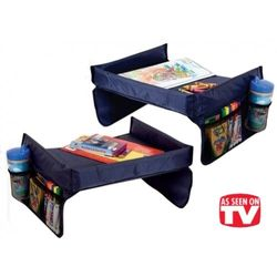 Bàn học cho bé On The Go Waterproof Play n Snack Tray 2514