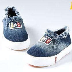 Giày Jeans Bé Trai
