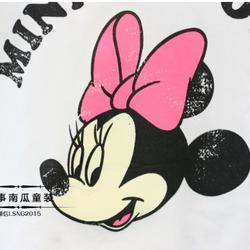 Bộ Mickey quần jean