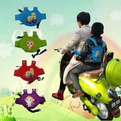 Đai đi xe máy 3d đa năng cho bé