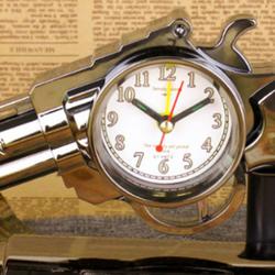 Đồng hồ để bàn hình cây súng giá sỉ