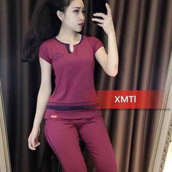 đồ bộ mặc nhà - đồ bộ  tici cao cấp TL02