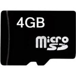 Thẻ nhớ Micro SD 4Gb giá sỉ