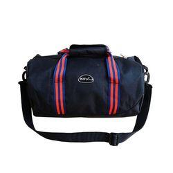 Túi du lịch thể thao hình ống dây sọc - ms 16214 giá sỉ