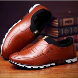 Giày thời trang nam thiết kế sắc sảo dễ dàng phối đồ 605