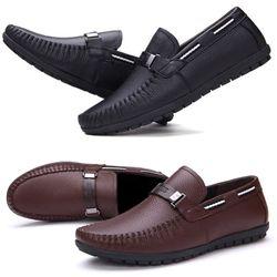 Giày lười nam trẻ trung sang trọng đẳng cấp 614