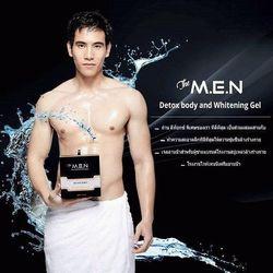 sữa tắm trắng da The Men cho nam giới
