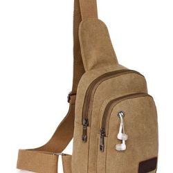 Túi đeo chéo có lỗ luồn tai nghe - T1085 giá sỉ