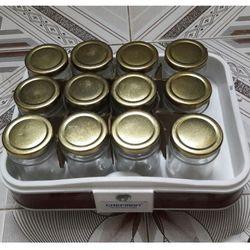 Máy làm sữa chua 12 cốc thủy tinh Chefman