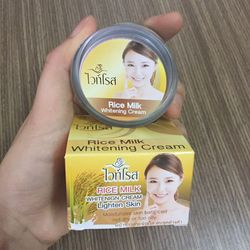 kem dưỡng trắng da Rice milk Thái Lan giá sỉ