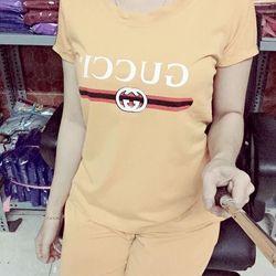 đồ bộ mặc nhà - đồ bộ cotton TL01