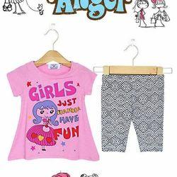 Bộ legging bé gái -chất 1OO cotton 4c co giãn