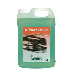 Dung dịch khử khuẩn mức độ cao tiệt trùng lạnh dụng cụ nội soi Steranios 2 5 lít