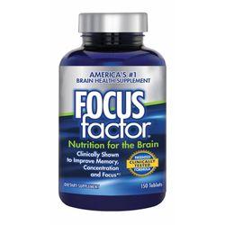 Focus Factor Dietary Supplement 150 Viên - Bổ Não Tăng Cường Trí Nhớ giá sỉ