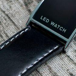 Đồng Hồ LED Dây Da - LED003 giá sỉ