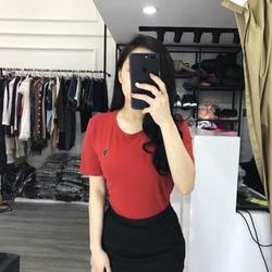 áo phông cotton