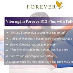 Viên ngậm Forever B12 Plus giá sỉ, giá bán buôn