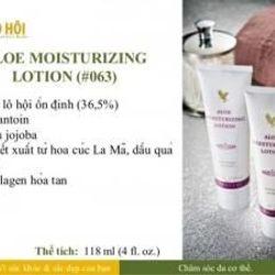 Kem dưỡng ẩm Aloe Moisturizing Lotion giá sỉ, giá bán buôn