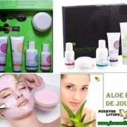 Bộ sản phẩm chăm sóc da Aloe Fleur de Jouvence giá sỉ, giá bán buôn