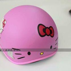 Mũ Bảo Hiểm Hình Kitty giá sỉ
