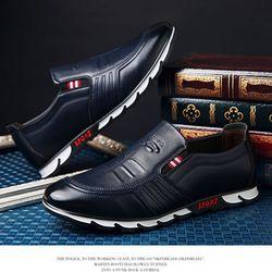 Giày thời trang nam thiết kế độc đáo cho bạn thoải mái vận động 603