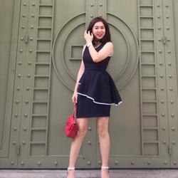 Đầm peplum - giá sỉ, giá tốt
